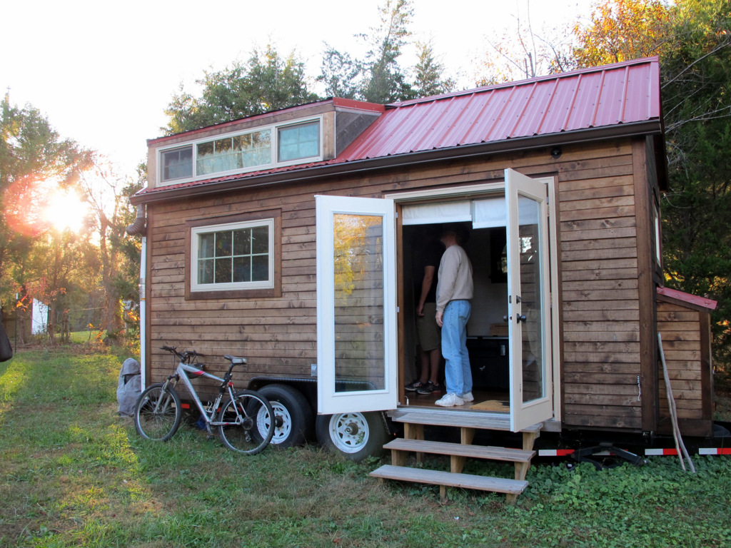 Tiny House A Way To Live More Sustainable Minimalist Traveller