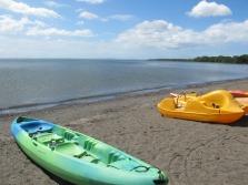 Charco Verde Lagoon